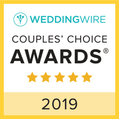WeddingWire Couple's Choice