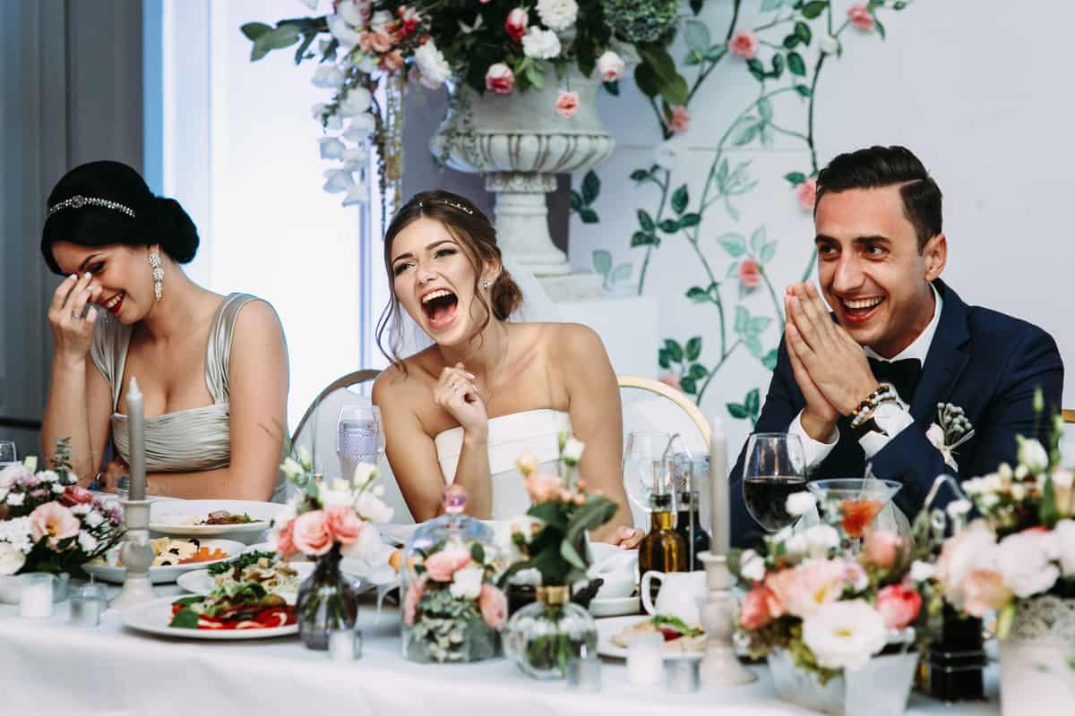 Plan a Fun Wedding Reception with These Tips