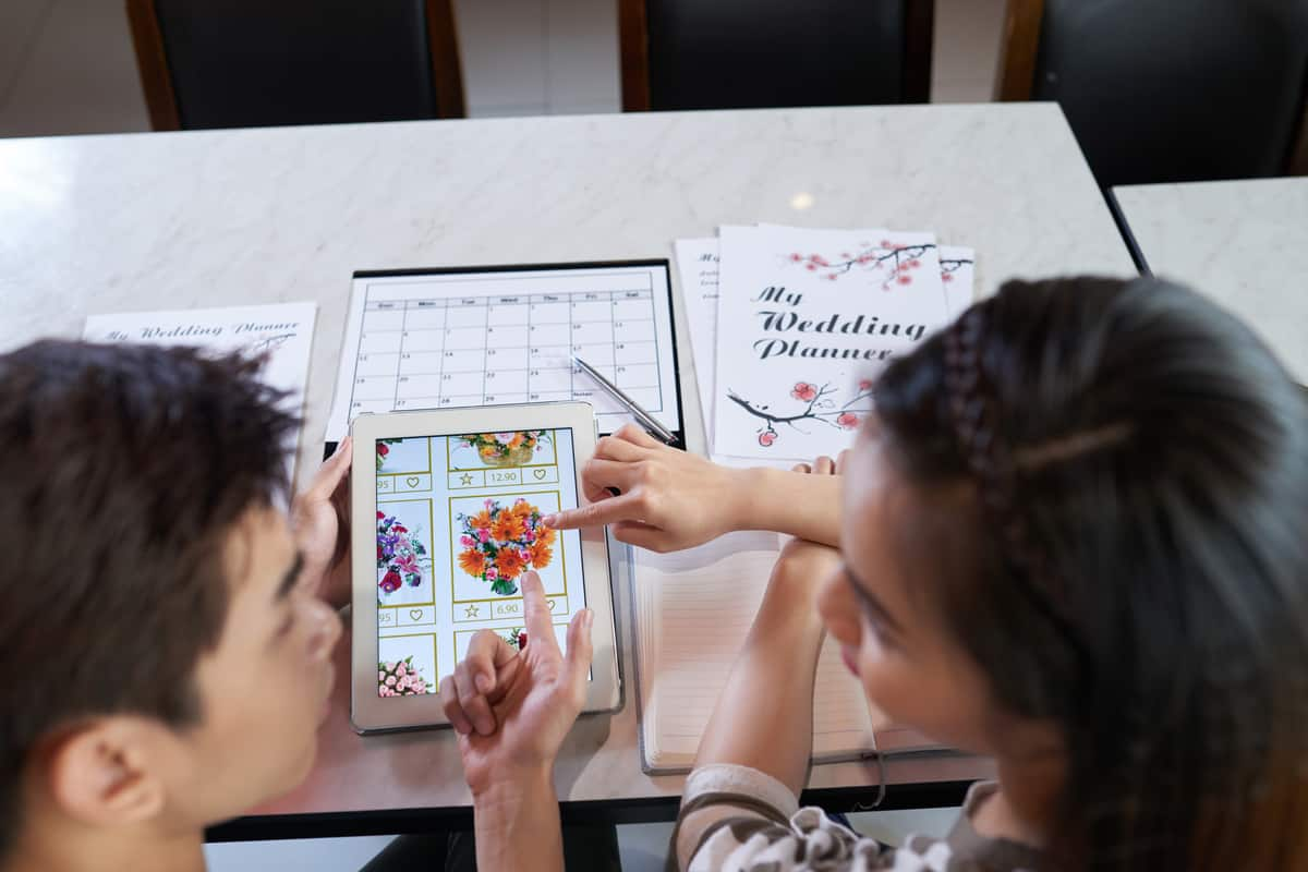 Prioritizing Makes Wedding Planning A Breeze